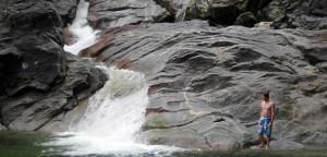 Granite Waterfalls, Indian Arm, Vancouver