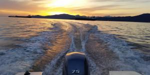 Sunset_VancouverBoatRentals