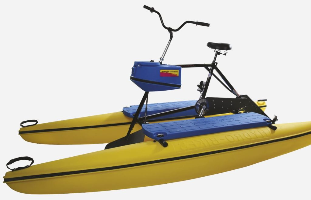 hydrobike vancouverboatrentals